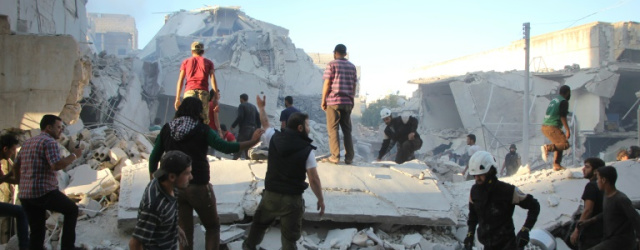 US-Russia talks on verge of ending as Aleppo faces catastrophe