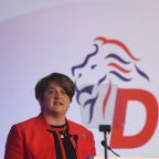 DUP confirms to vote against Brexit deal and 'toxic' backstop