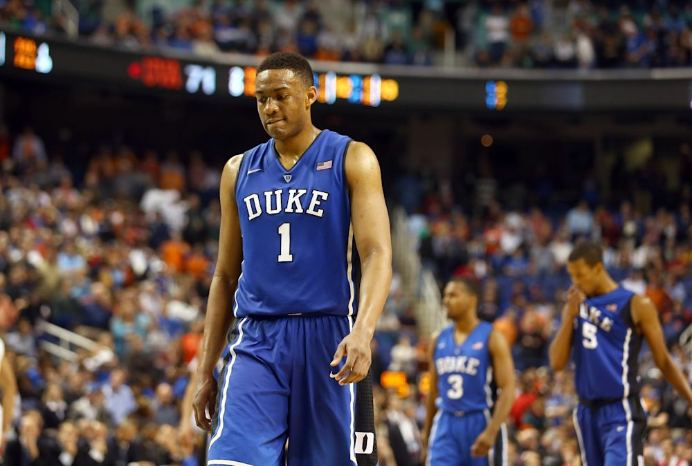 ACC Basketball Tournament - Duke v Virginia