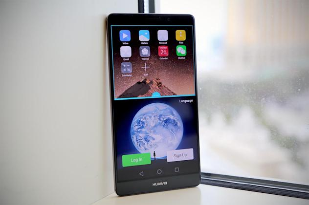 Huawei's flagship Mate 8 phone goes global, we go hands-on