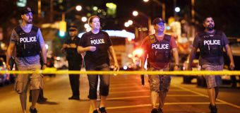 Toronto shooting toll rises to 3 dead, 12 injured