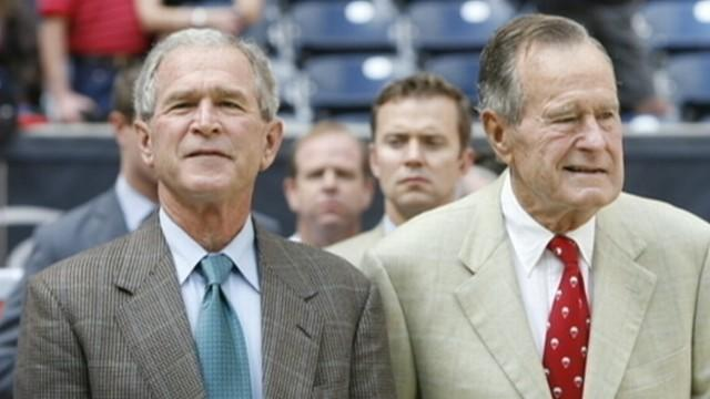 Bush Family Security Breach: Personal Information Exposed