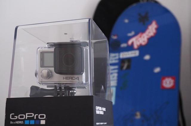 Engadget UK giveaway: win a GoPro Hero4 Black Edition courtesy of Tagstr