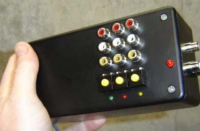 How-To: Make a solid-state A/V switcher