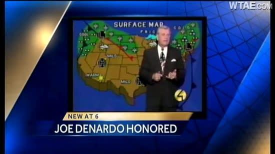 Joe DeNardo, WTAE Weather Living Legend