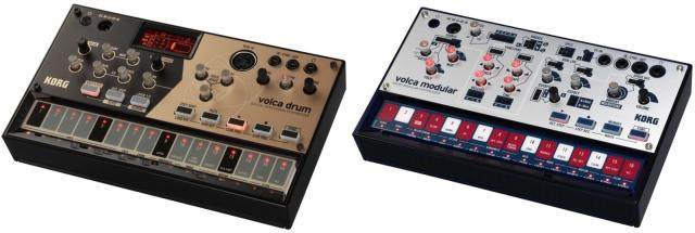 Korg introduces Volca Modular and Volca Drum synths