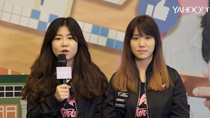 Asterisk League of Legends players on the female esports scene