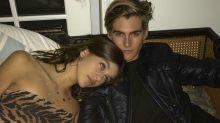 Deportista y también modelo: así es Presley Gerber, el otro hijo de Cindy Crawford