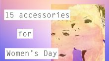 15 fashion accessories for International Women's Day