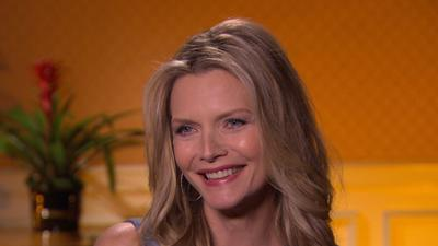 Why Was It Difficult For Michelle Pfeiffer To Slap Chris Pine In 'People Like Us'?