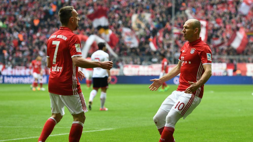 Bayern don't need big-money signings - Hitzfeld