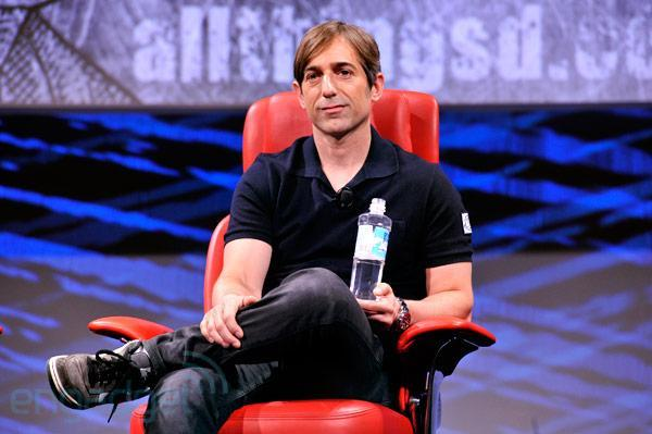 Zynga CEO Mark Pincus says 'no thanks' to console gaming, isn't worried about a life detached from Facebook