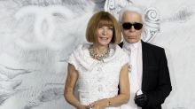 Abschied von ihrem Freund Karl: So sehr muss Anna Wintour um Fassung ringen