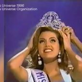 Donald Trump on Miss Universe winner Alicia Machado: 'She gained a massive amount of weight'