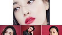 李珠妍最新畫報公開 完美肌膚展現不同彩妝
