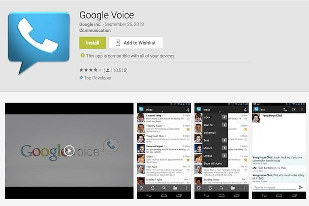 Google Voice update adds short code support, warns you when you text 911