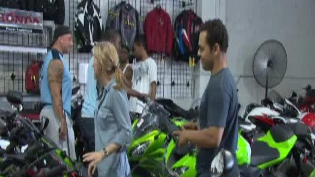 Consumer Reports tests motorcycles