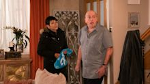 Coronation Street's Yasmeen to meet with police over Geoff's past