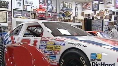 Racing Owners' Hometown Excited Over NASCAR Win