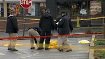 Knife-Wielding Terror Suspect Taken Down in Boston