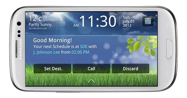 Samsung announces Drive Link, a car-friendly app with MirrorLink integration