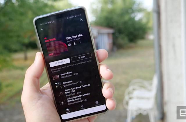 YouTube Music now plays nicely with Siri