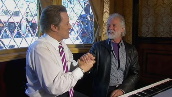 Dan Ashley sits down with Rolling Stones music director Chuck Leavell
