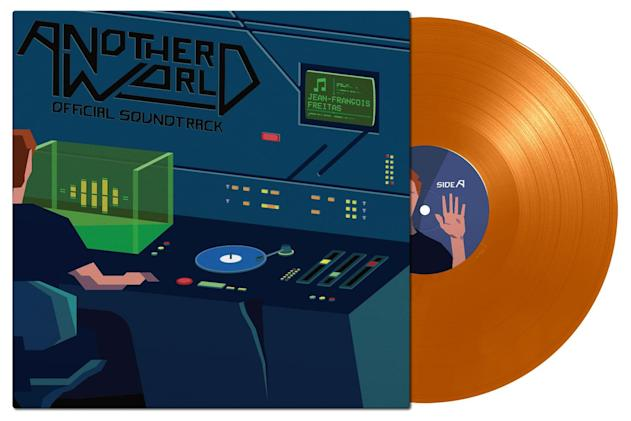 Classic action game 'Another World' is headed to your turntable