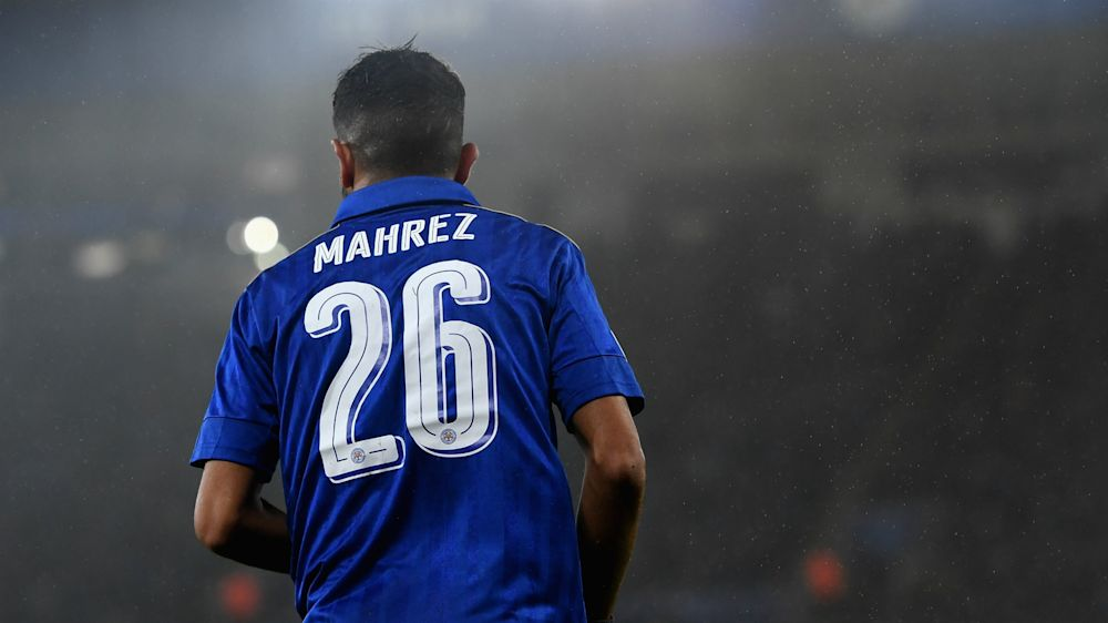 Avant Atletico-Leicester, où est passé Riyad Mahrez ?