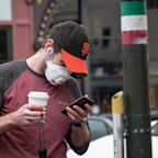 Before the holiday weekend, Facebook decided to 'go loud' with an alert: wear a mask.