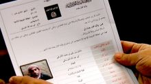 'Fighter, martyr or volunteer'? The form that would-be jihadists filled out for ISIS