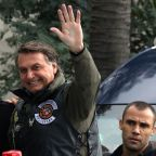 Brazil's Bolsonaro fined for not wearing a mask during motorcycle rally through Sao Paulo