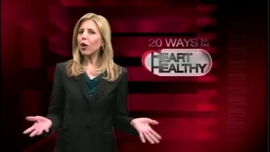 20 Ways To Stay Heart Healthy: Getting fruits, veggies in your diet