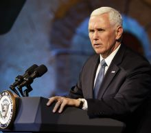 Pence says he has no recollection of Ukraine aid concerns