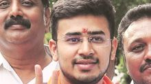Will raise issues related to Bengaluru's crumbling infrastructure in Parliament: Tejasvi Surya