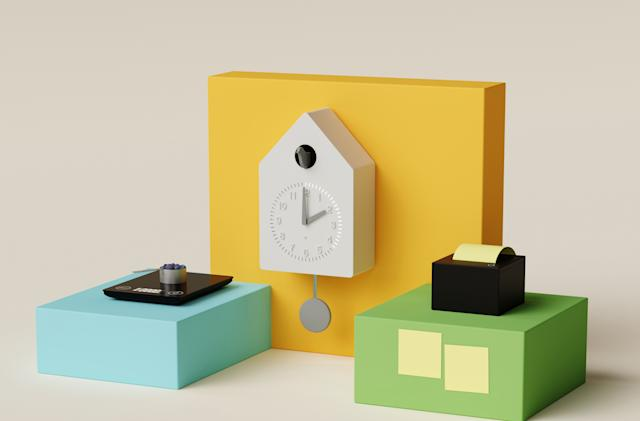A smart cuckoo clock might be too weird even for Amazon