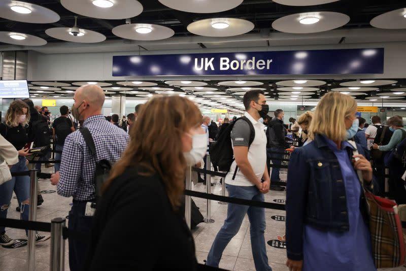 UK scraps quarantine for fully vaccinated Britons