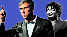 Why was Beto O'Rourke a national phenomenon while Stacey Abrams wasn't?