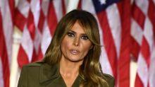 """Melania Trump: """"Il Paese ha bisogno di Donald"""""""