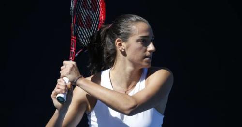 Tennis - WTA - Caroline Garcia absente jusqu'au mois de mai