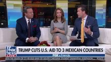 Fox News apologizes after graphic says Trump cuts aid to '3 Mexican countries'
