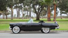 Marilyn Monroe's 1956 Ford Thunderbird could be yours