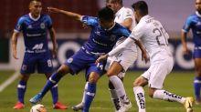 4-0. Liga de Quito adelanta su paso a octavos tras golear al Binacional