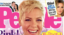Pink Is People's Most Beautiful Woman for 2018