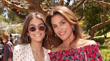 Here's How Cindy Crawford and Daughter Kaia Gerber Are Cruising Through Summer