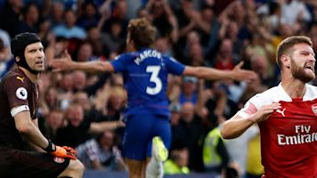 Transition game: Chelsea tops Arsenal in thriller