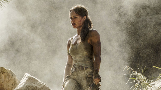 Actress reveals how she transformed her body to play Lara Croft in 'Tomb Raider'