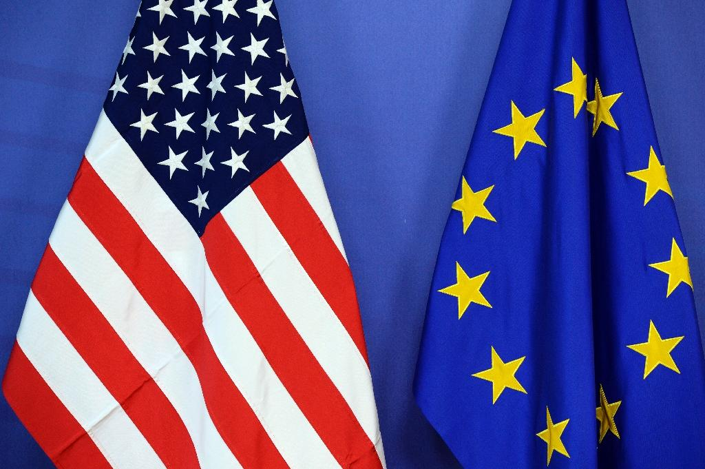 """""""The United States congratulates the European Union on the sixtieth anniversary of the 1957 Treaties of Rome and the founding of the European Economic Community,"""" a statement from the White House said"""