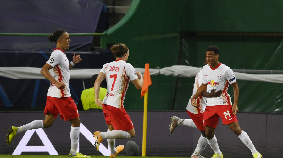 USMNT's Adams helps Leipzig upset Atletico late