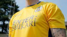 Enter Shikari and big bands sponsoring small football teams
